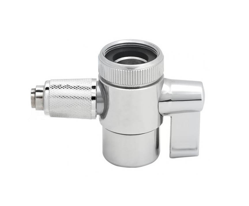 Premium Faucet Diverter Valve (For Countertop Filter Systems)