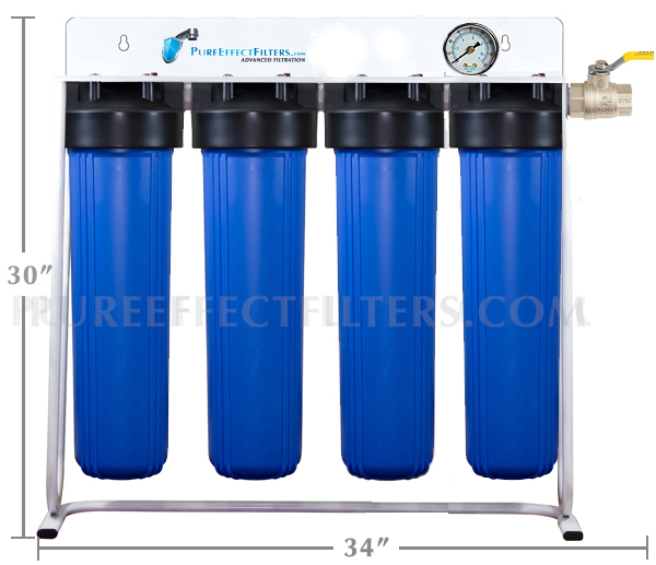 ULTRA-WHW (Whole House Well Water Filter)